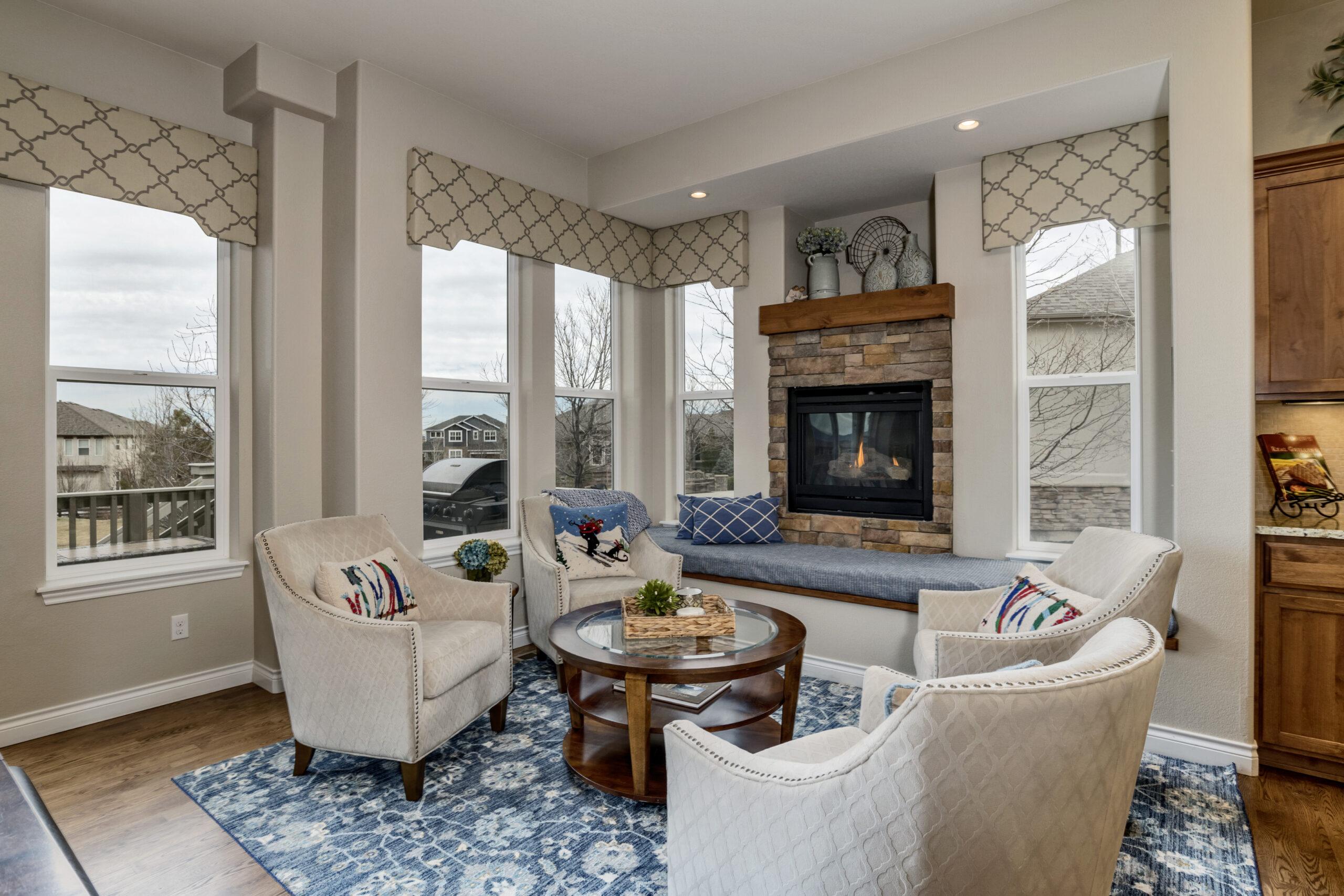 Encore Designs - Interior Redesign Living Room
