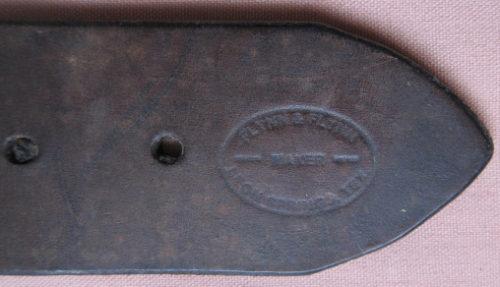 Prairie Cartridge Belt - Texas Maker Marked
