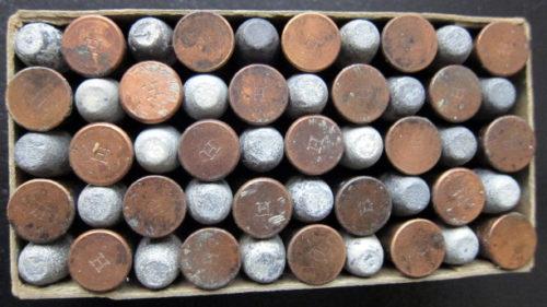 44 Henry Flat Rimfire Cartridges