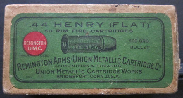 Remington UMC 44 Henry Ammo