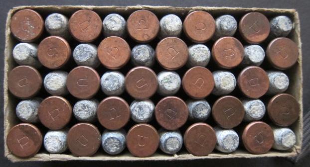 Remington UMC 44 Henry Ammo Cartridges