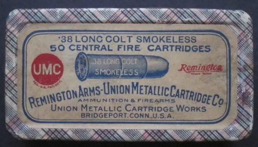 REM-UMC 38 Long Colt Ammo - #1437