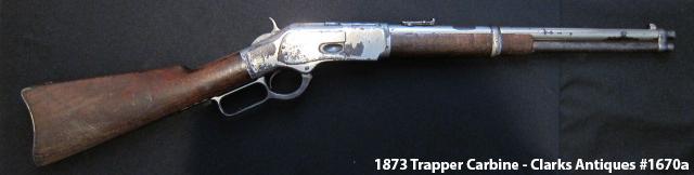 Winchester 1873 Trapper Carbine