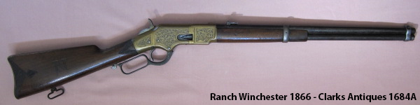 101 Ranch Winchester 1866