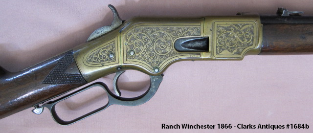 101 Ranch Winchester 1866 - Right Side