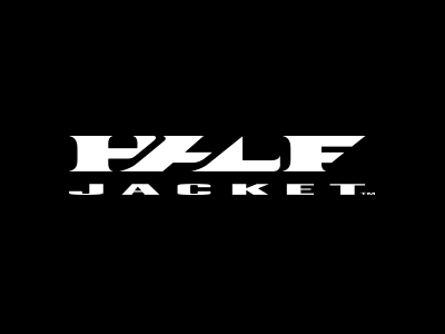 oakley half jacket logo design
