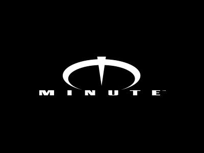 oakley minute logo design