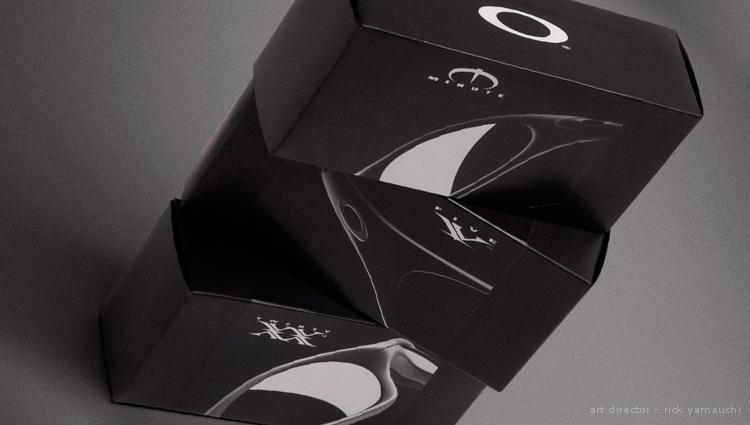 oakley packaging designer