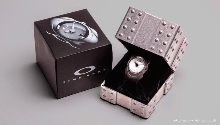 oakley packaging design