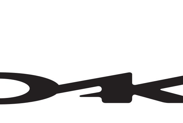 oakley cropped logo