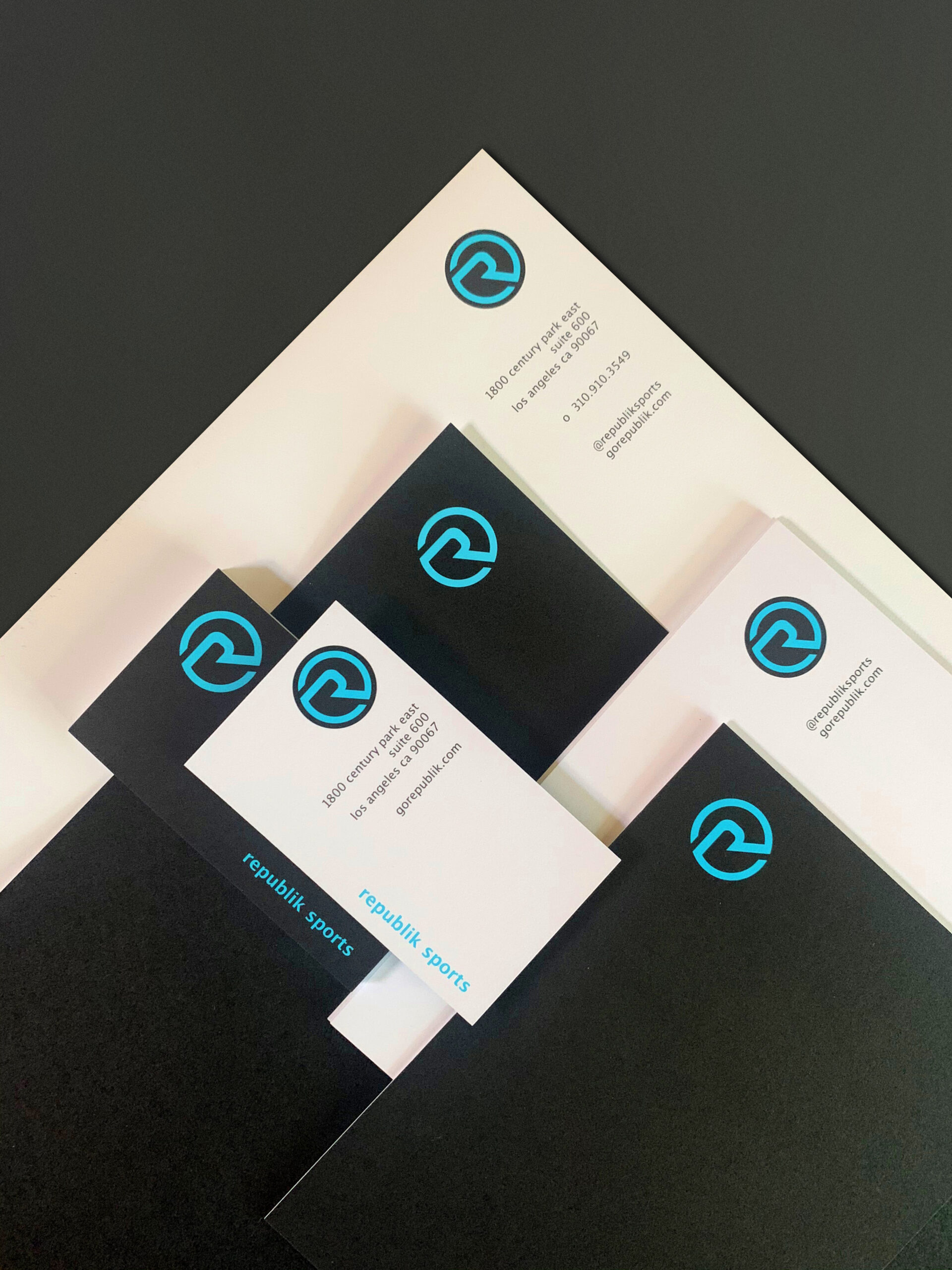 high end business card stationery printing