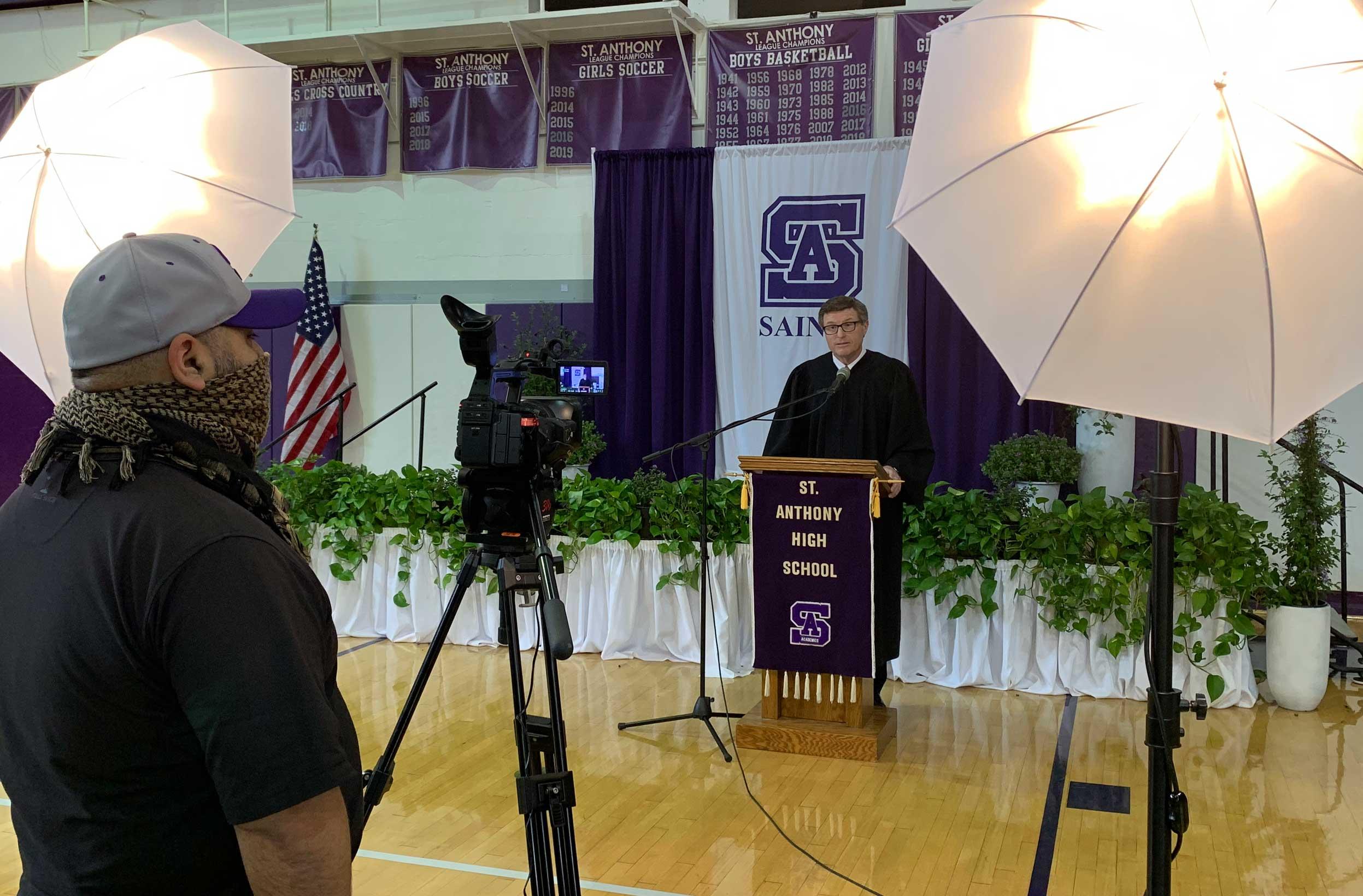 Cormac carney commencement speech