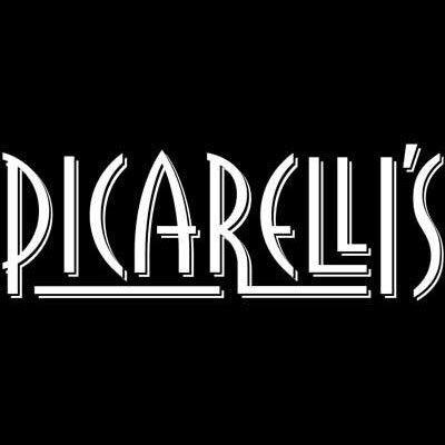 Picarelli's restaurant logo design