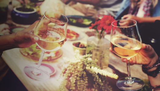 Wine Recs for Early Fall