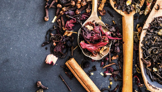 How to Make Your Own Tea Blend