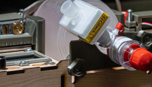 Ventilator Takes Step Forward