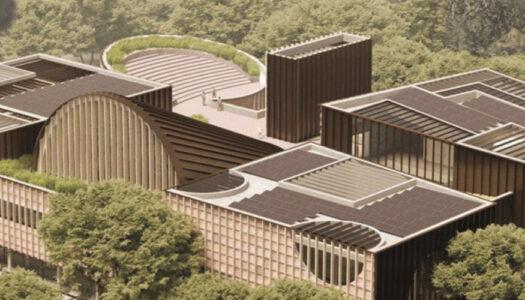 New Student Center Plans