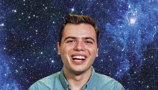 I'm a Nerd About … Outer Space