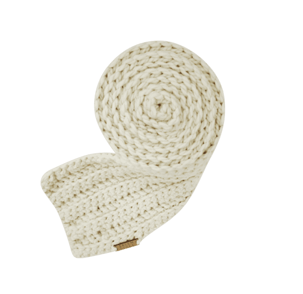 almond scarf