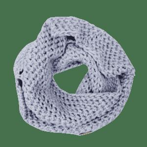 light gray infinity scarf