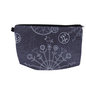 Witchy Symbols Pouch