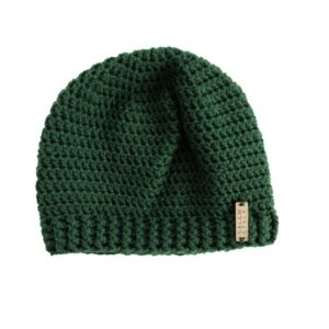 Green Beanie Hat Salem Style