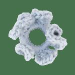 Frost Crochet Scrunchie