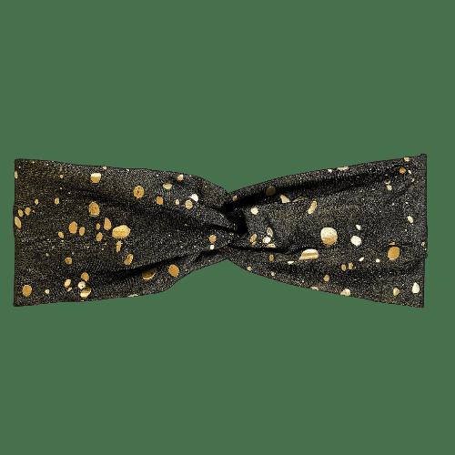 Black Galaxy Headband Salem Style