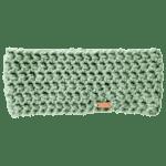 Sage Green Crochet Ear Warmer Salem Style