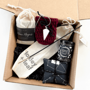 New Moon Box Gift Set Salem Style
