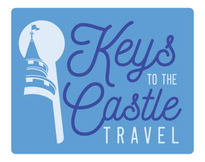 Keys to the Castle Travel Logo