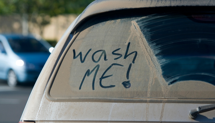 The Future of Carwashing Is Wrapped Up in a Franchise!