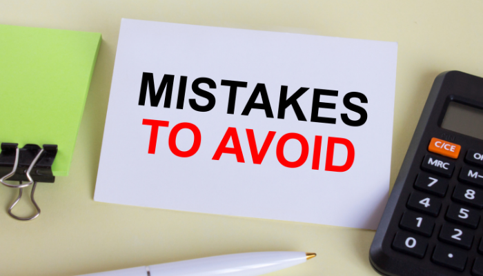 Avoid These Three Mistakes When Buying a Franchise
