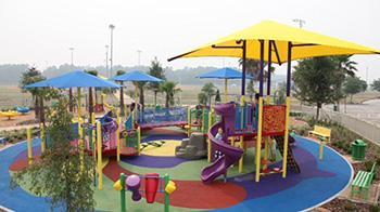 Recreational Playground