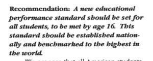 America's Choice, 1990 http://files.eric.ed.gov/fulltext/ED323297.pdf