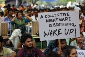 student-protests-cbcs-fyup