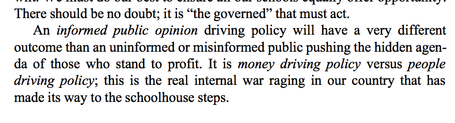The Crucial Voice of the People, p. 150.