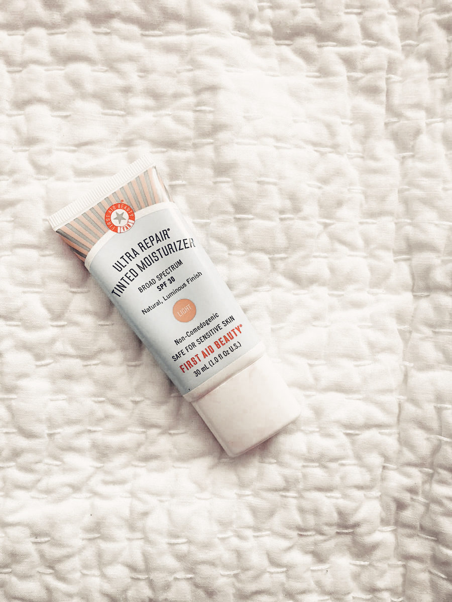 First Aid Beauty Ultra Repair Tinted Moisturizer 1