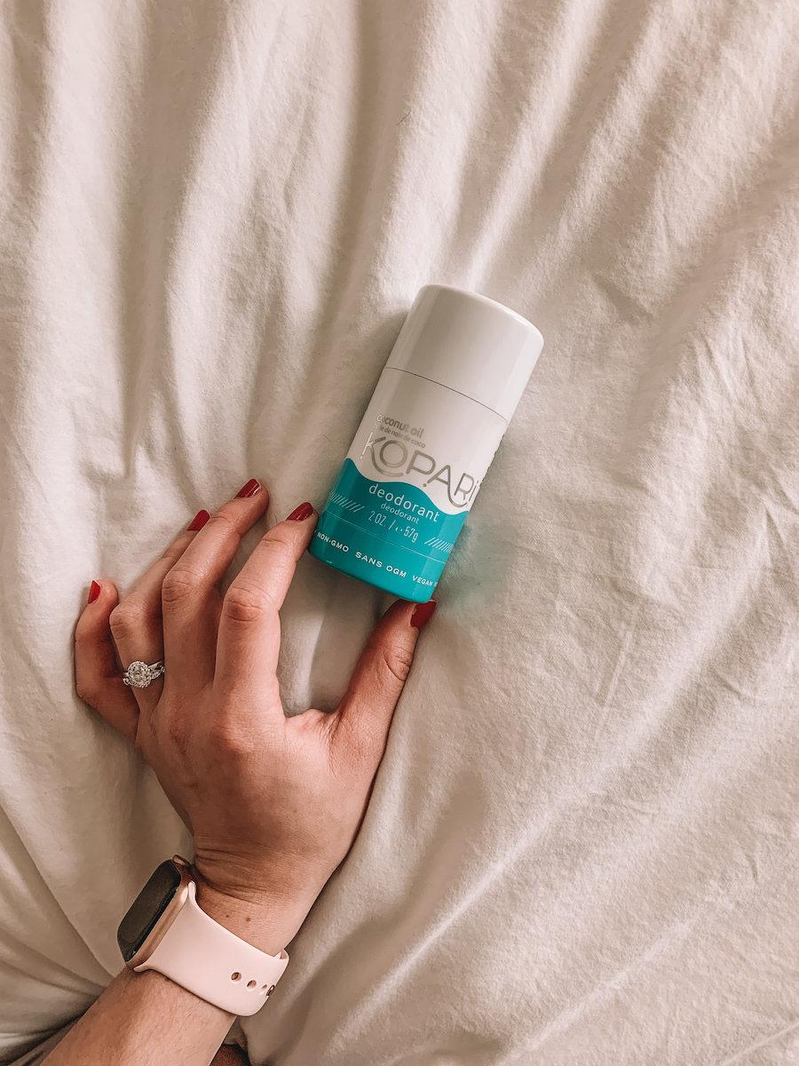 Kopari Deodorant Review 5