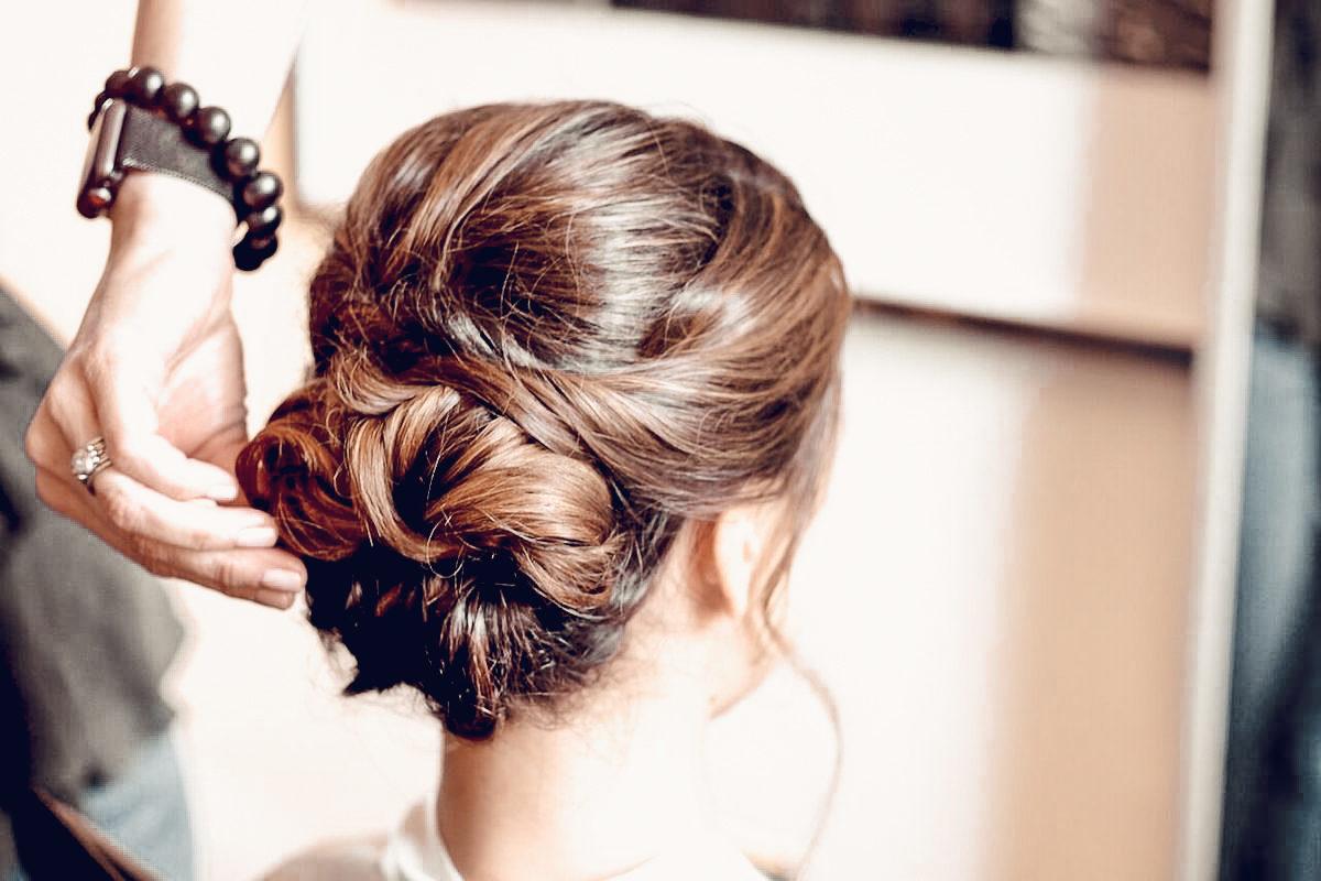 pre-wedding beauty routine