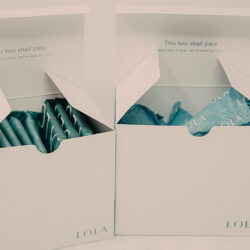 LOLA Tampons and Pads Review