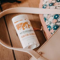 Schmidt's Natural Deodorant Review 2