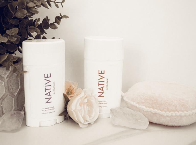 Native deodorant review