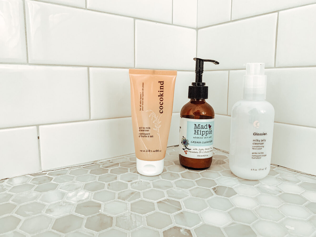 Non-Foaming Cleansers Cream Cleansers Review