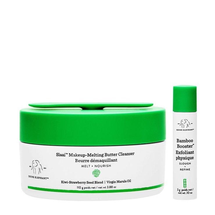 Drunk-Elephant-Slaai™-Makeup-Melting-Butter-Cleanser-Skincare-Routine