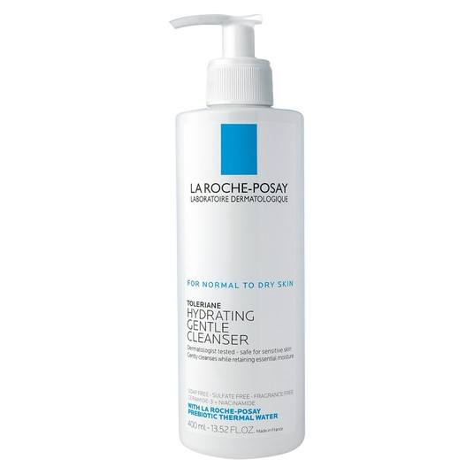 La Roche Posay Toleriane Hydrating Gentle Face Cleanser
