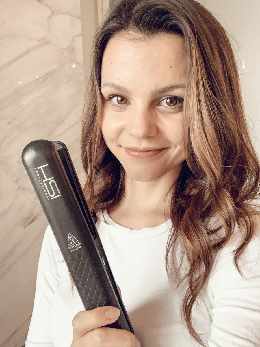 Amazon Beauty finds HSI professional flat iron