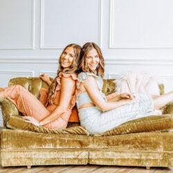 Jennalynn and Jillian How She Glows