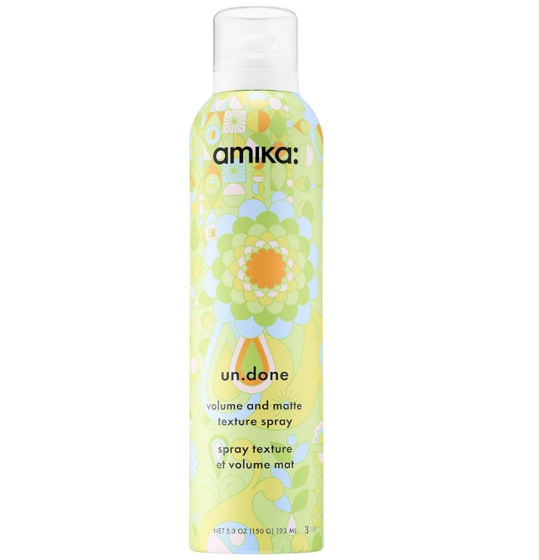 amika un.done volume and matte texture spray beachy waves tutorial
