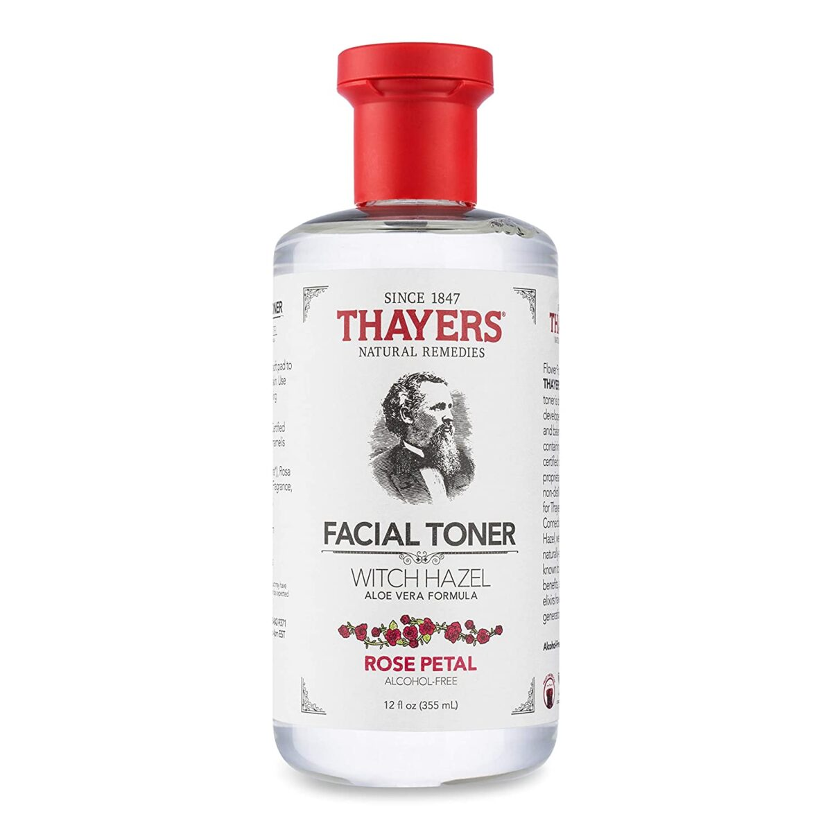 budget-friendly skincare routine thayers witch hazel facial toner